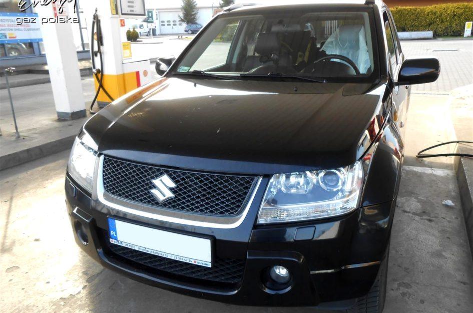 Suzuki Grand Vitara 2.0 2007r LPG