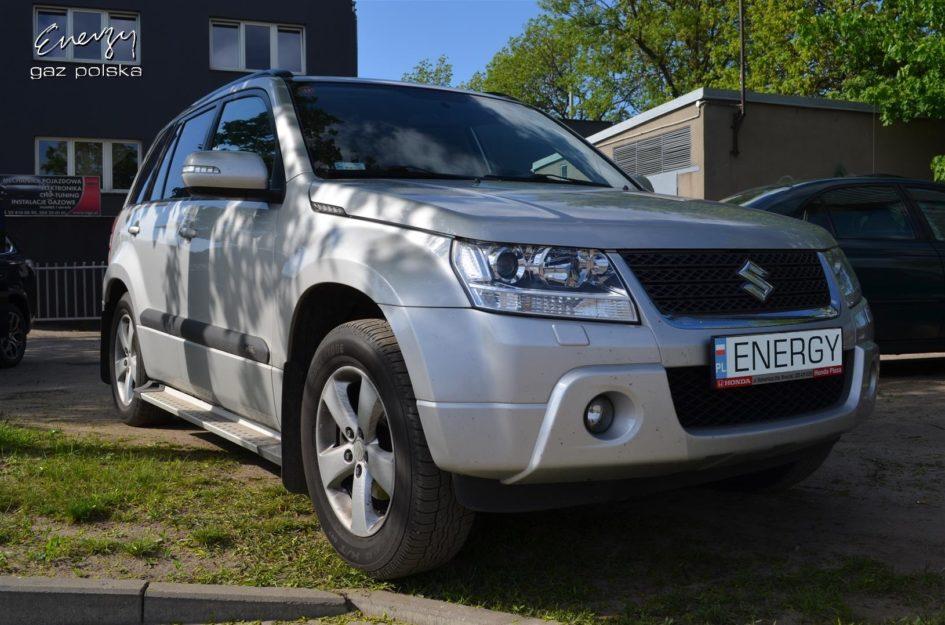 Suzuki Grand Vitara 2.4 2011r LPG