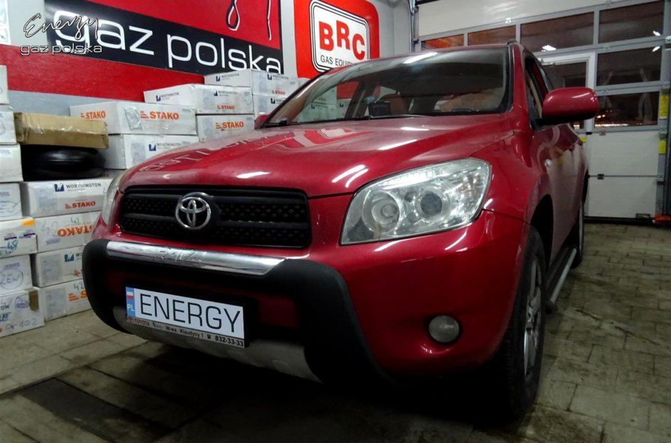 Toyota Rav4 2.0 2007r LPG