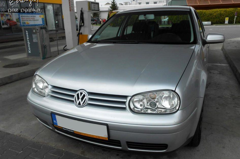Volkswagen Golf 1.6 2003r LPG