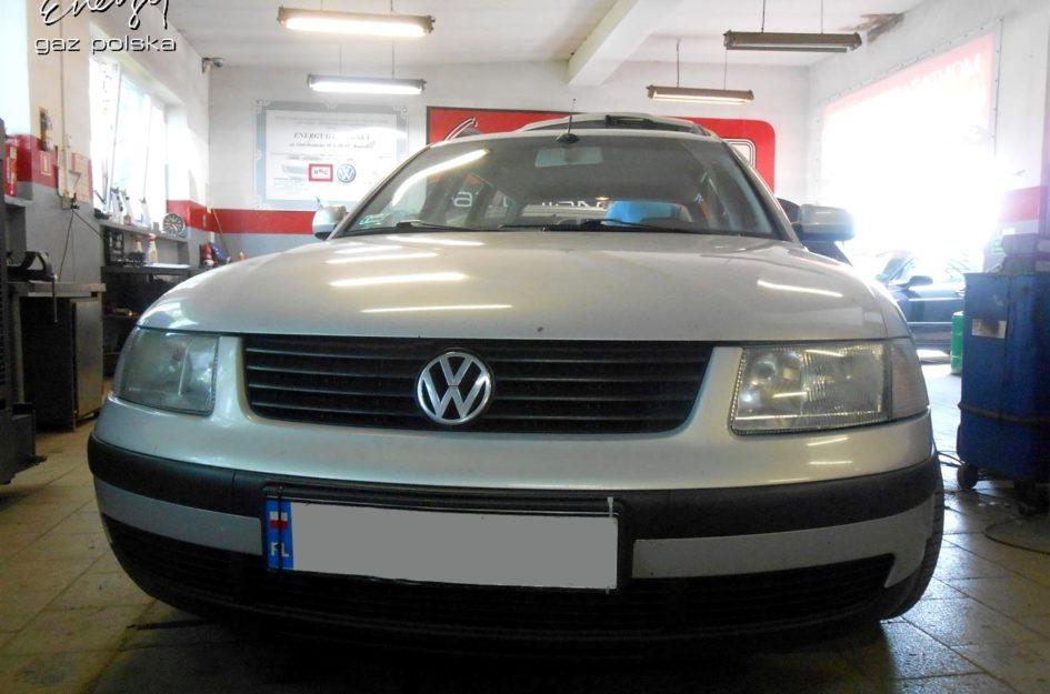 Volkswagen Passat 1.8 1999r LPG