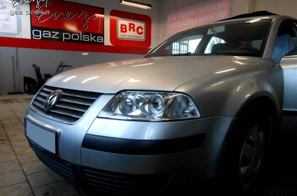Volkswagen Passat 2.0 2004r LPG