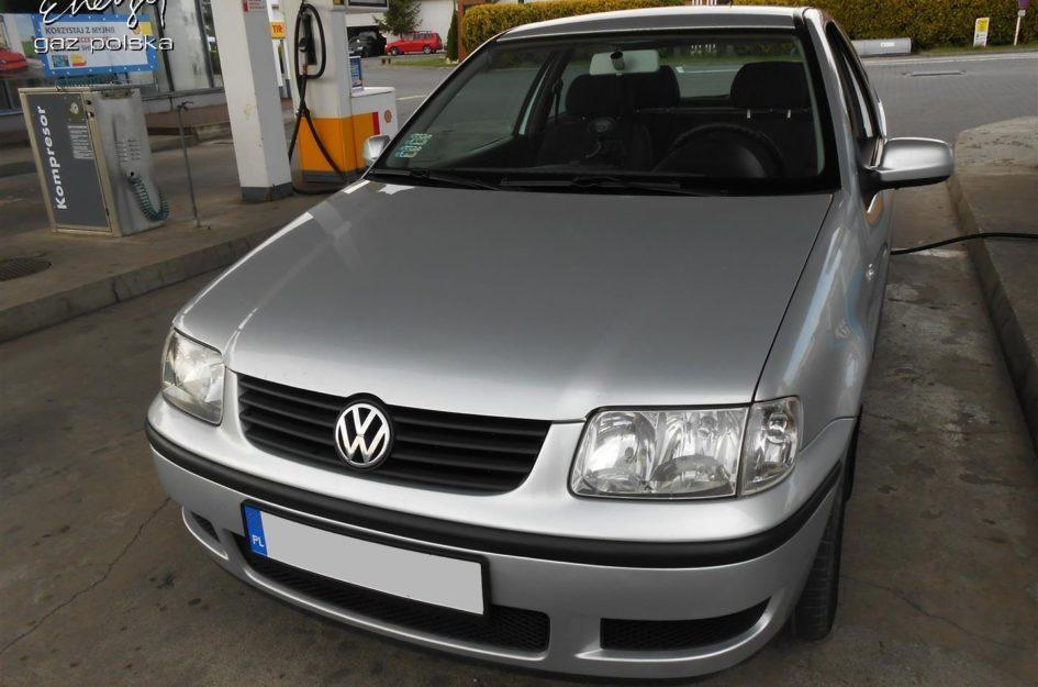 Volkswagen Polo 1.4 2001r LPG