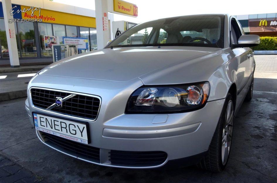 Volvo S40 2.4 2004r LPG