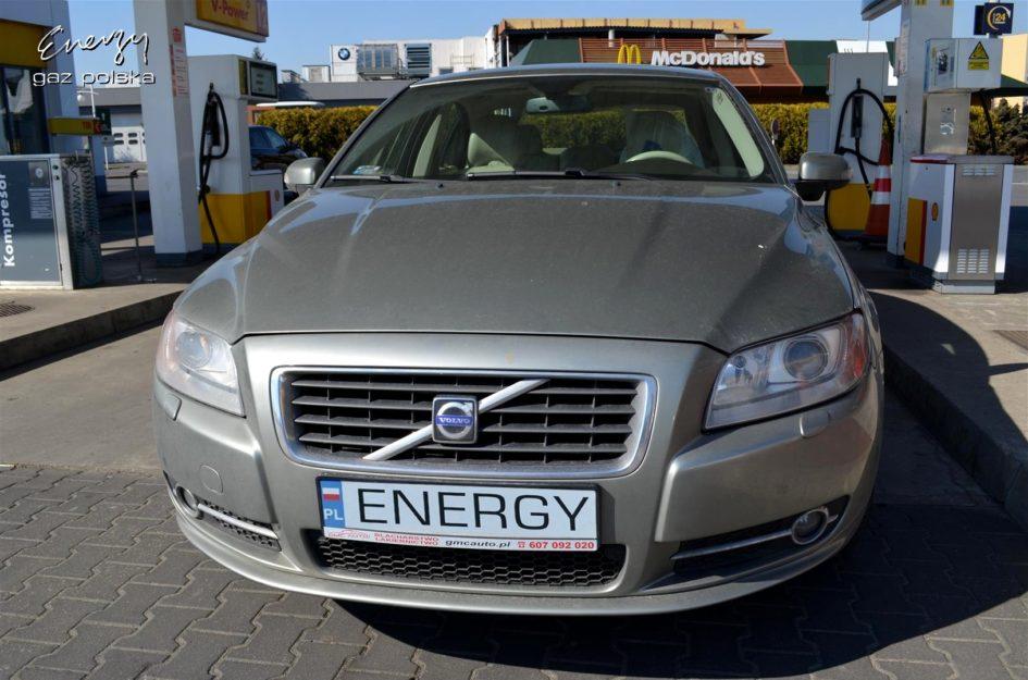 Volvo S80 3.2 2008r LPG