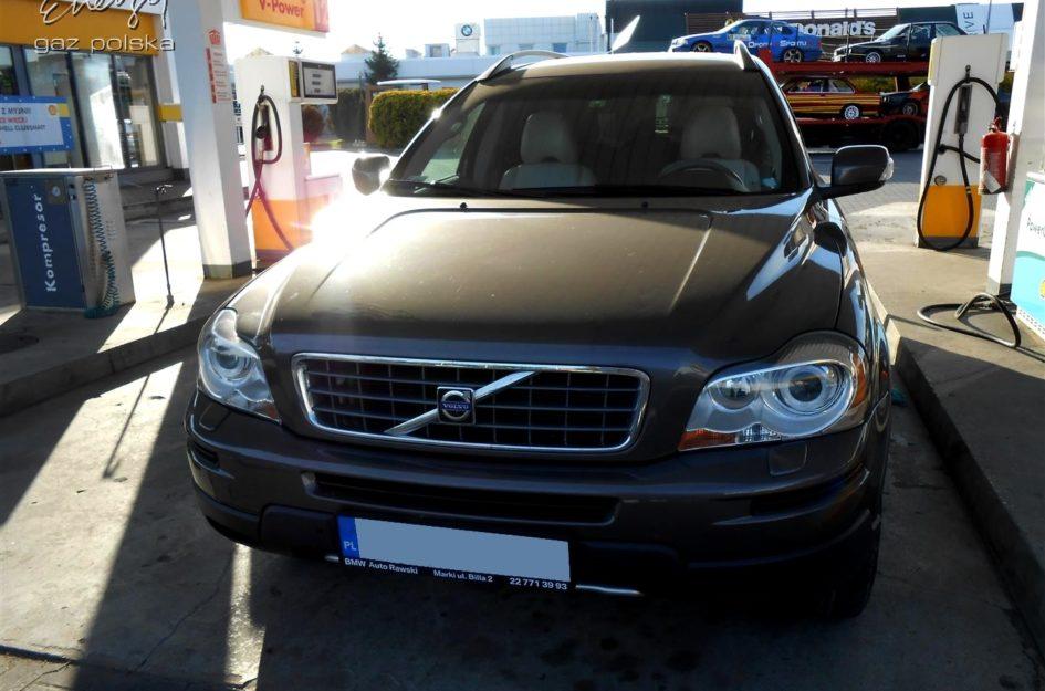 Volvo XC90 3.2 2007r LPG