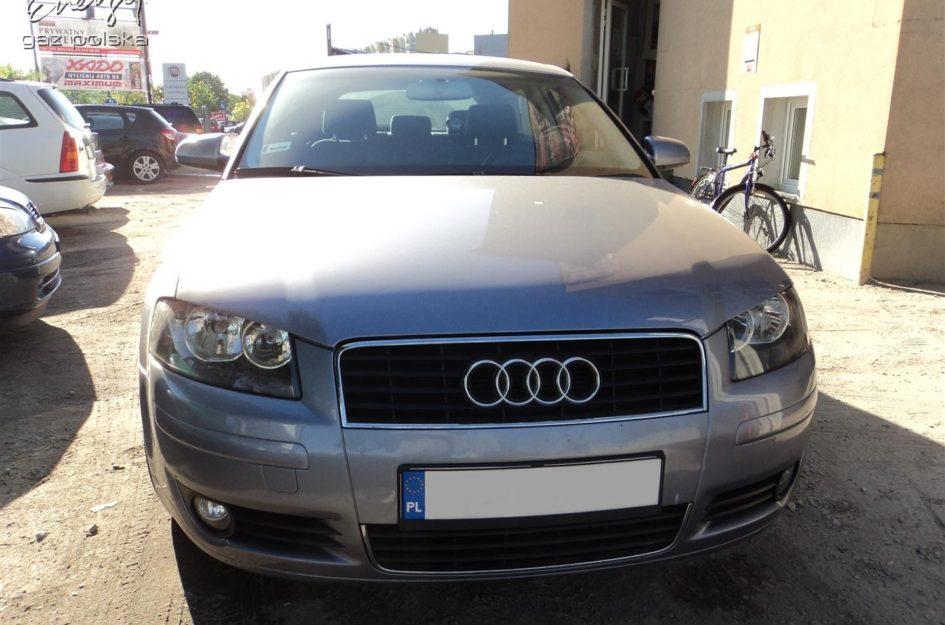 Audi A3 1.6 2004r LPG