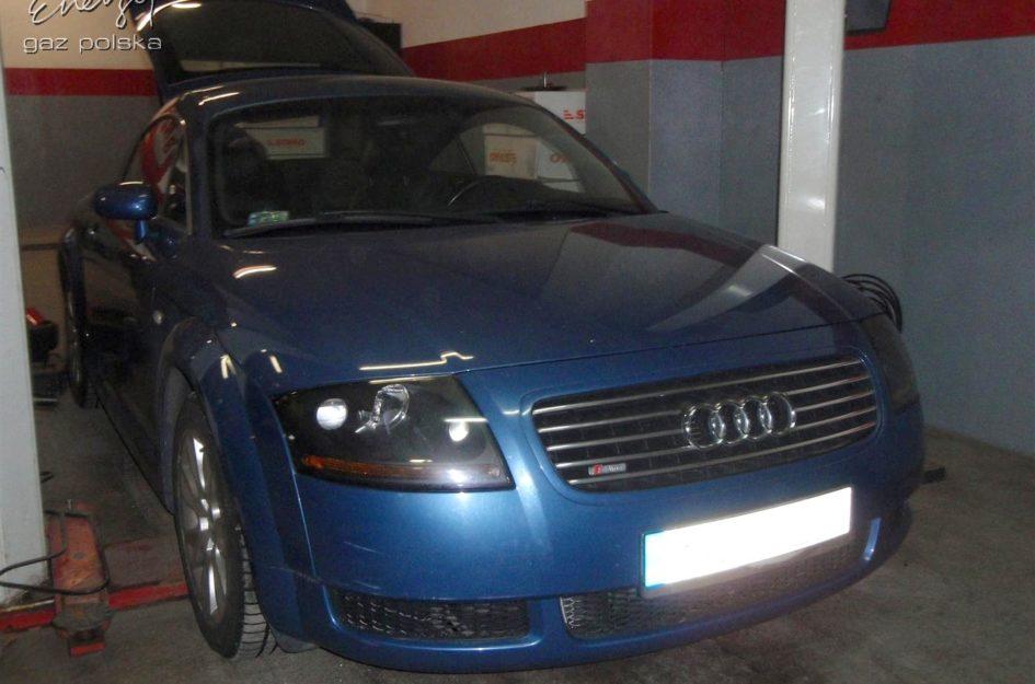 Audi TT 1.8T 2001r LPG