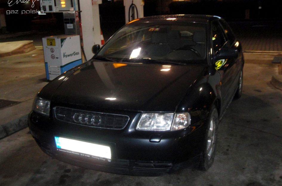 Audi A3 1.8T 1999r LPG