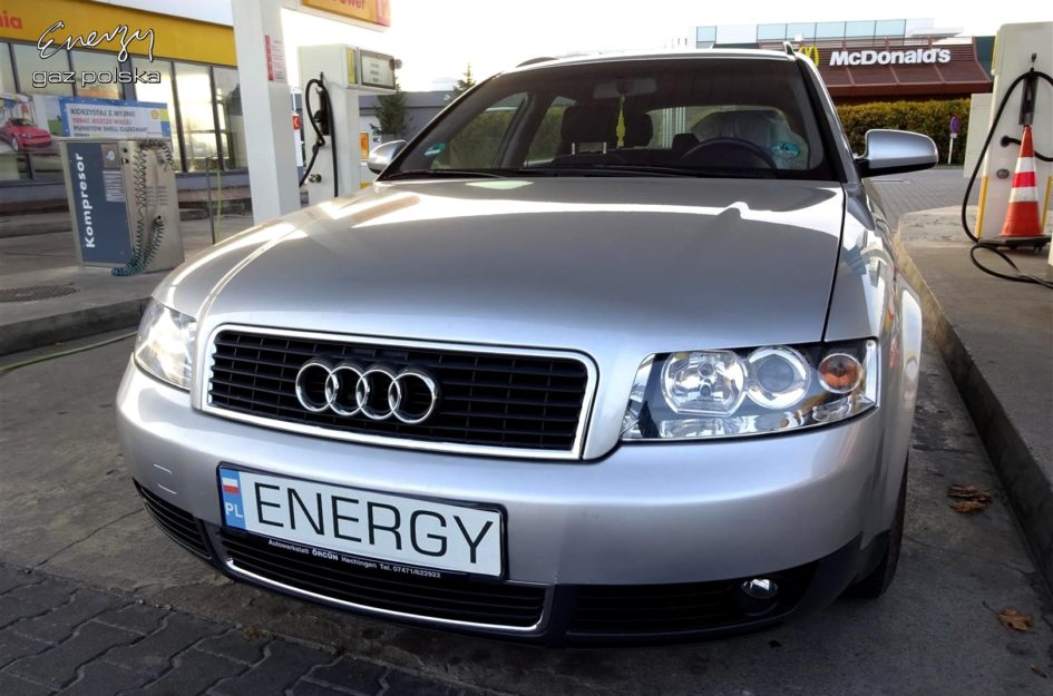 Audi A4 2.0 2006r LPG