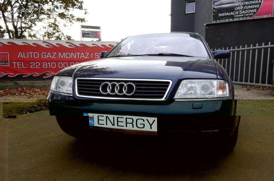 Audi A6 2.4 1998r LPG