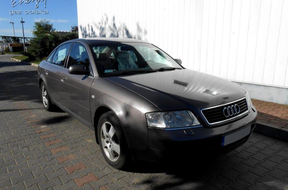 Audi A6 2.7 2000r LPG