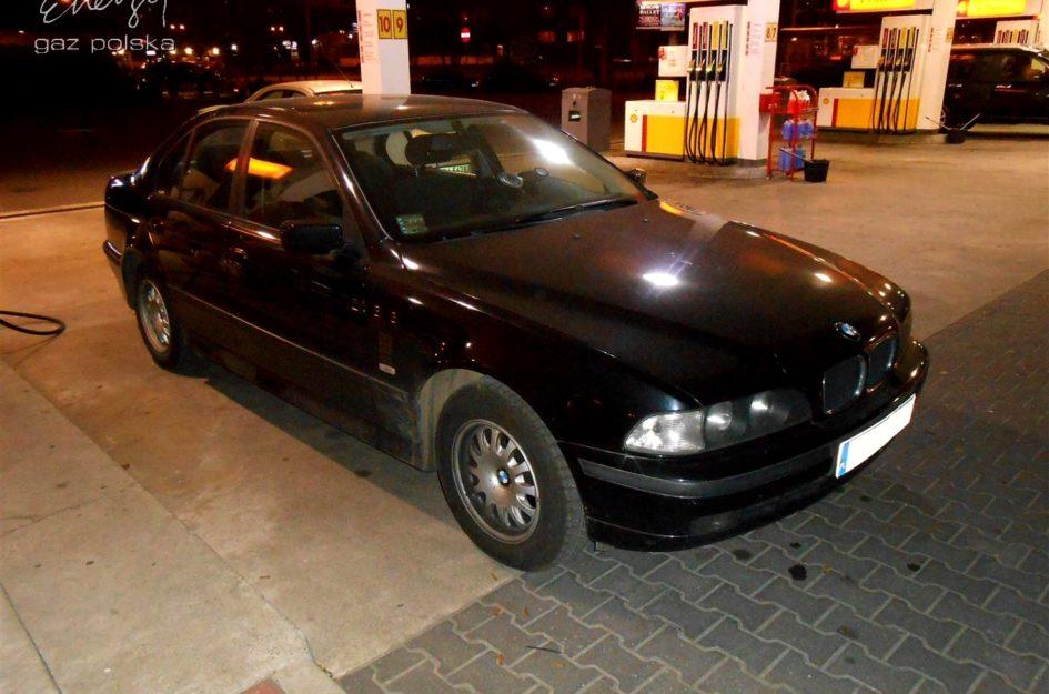BMW 520 2.0 1999r LPG