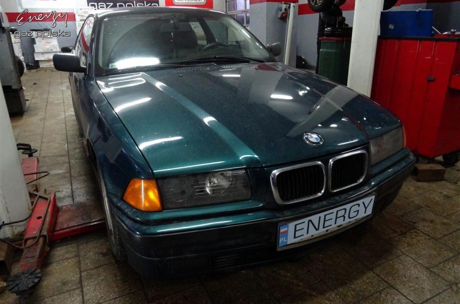 BMW 316 1.6 1995r LPG