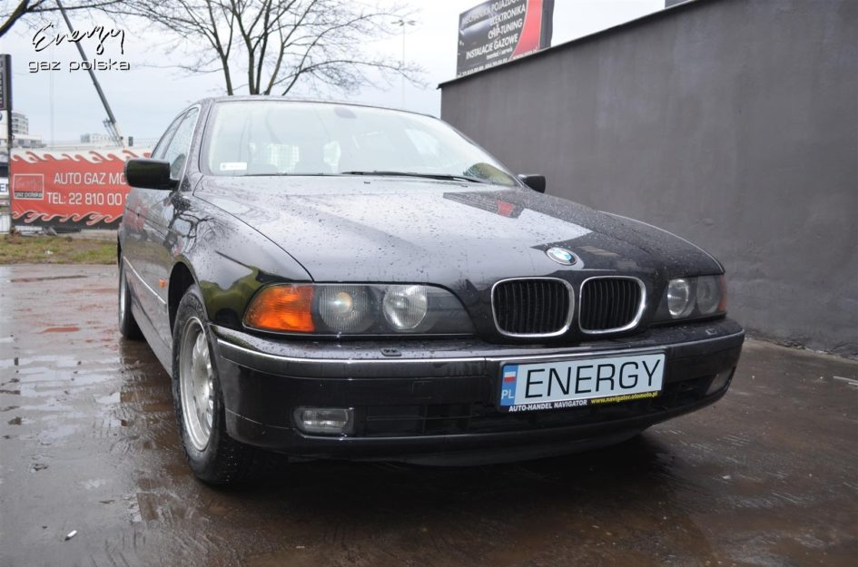 BMW 528 2.8 2000r LPG