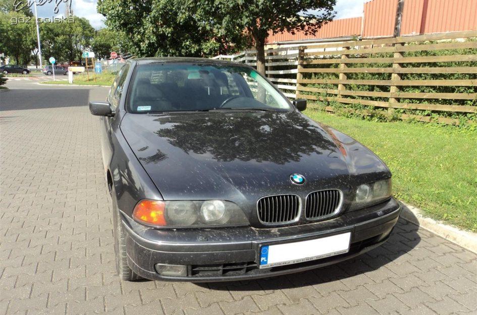 BMW 540i 4.4 V8 1996r LPG