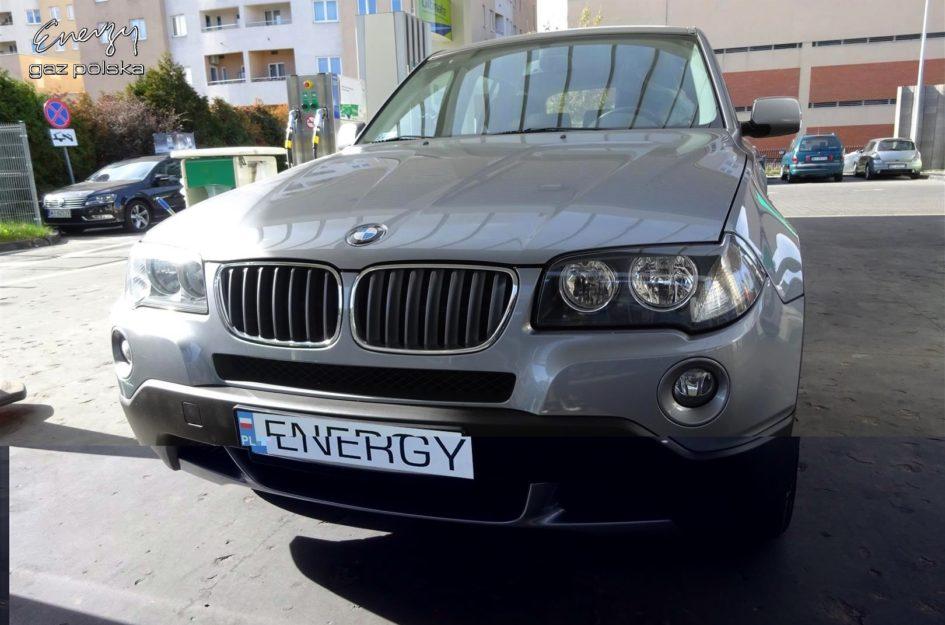 BMW X3 3.0 2009r LPG