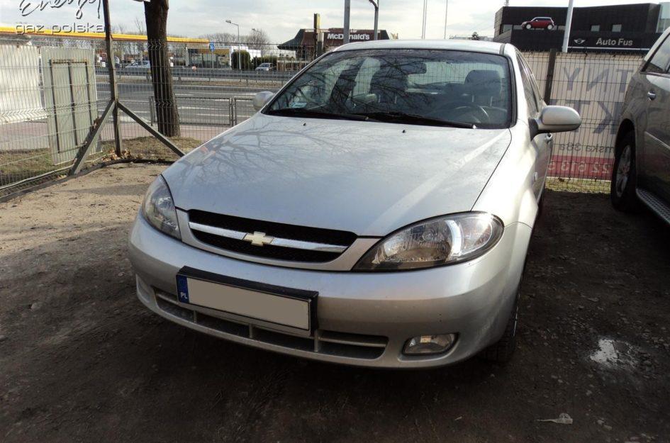 Chevrolet Lacetti 1.6 2007r LPG