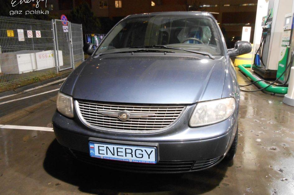 Chrysler Grand Voyager 2.4 2002r LPG