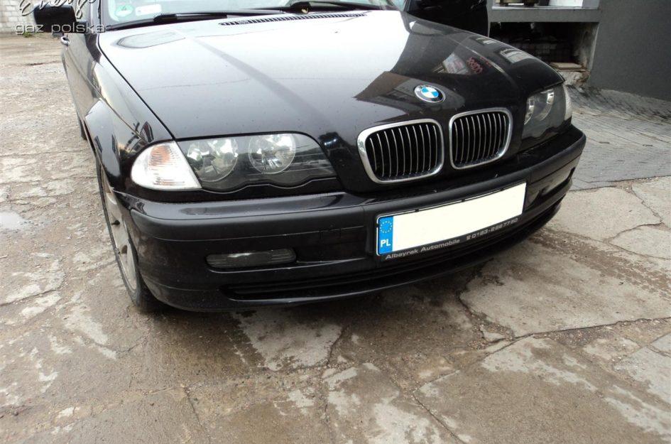 BMW 320 E46 2.0 LPG