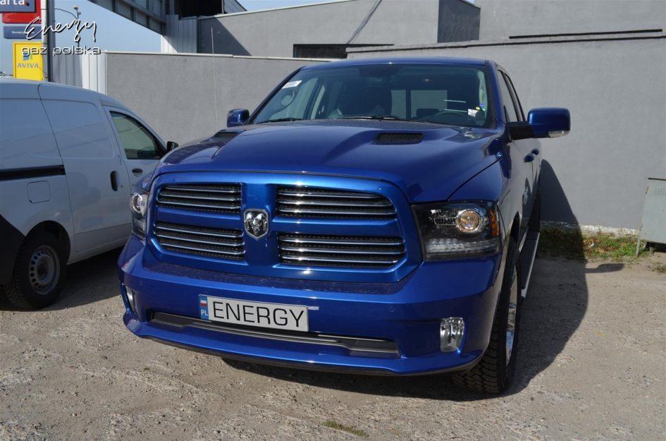 Dodge Ram 5.7 HEMI 2014r LPG