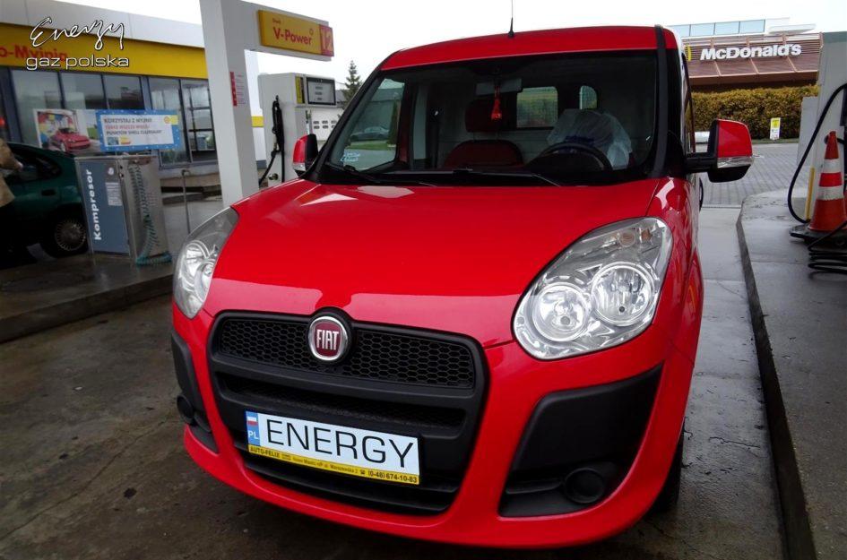 Fiat Doblo 1.4 2011r LPG