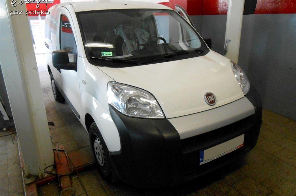 Fiat Fiorino 1.4 2012r LPG