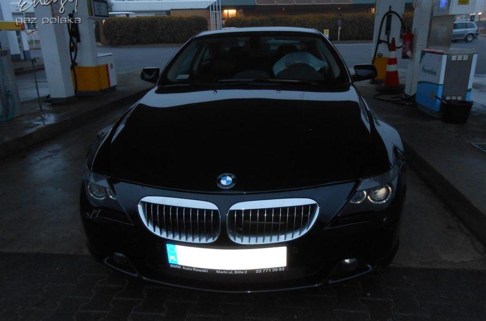 BMW 645i 2004r LPG