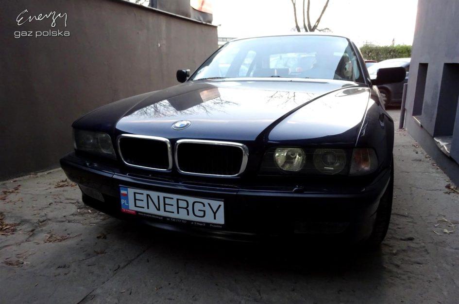 BMW 740 4.0 V8 1995r LPG