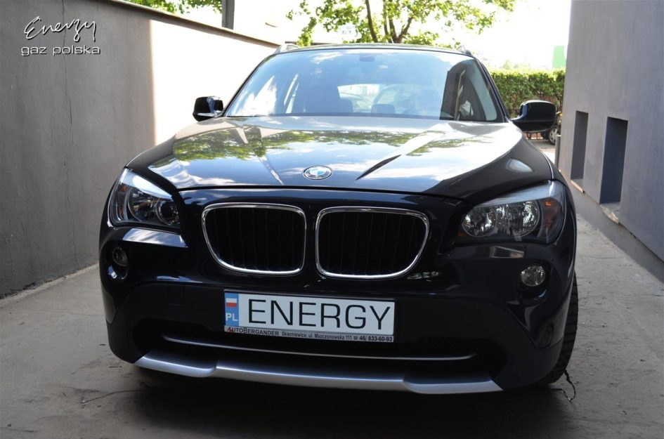 BMW X1 2.0 2011r LPG