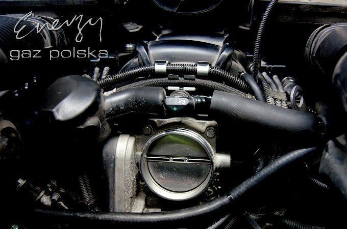 BMW X5 4.8 L 355 KM V8 2008r LPG