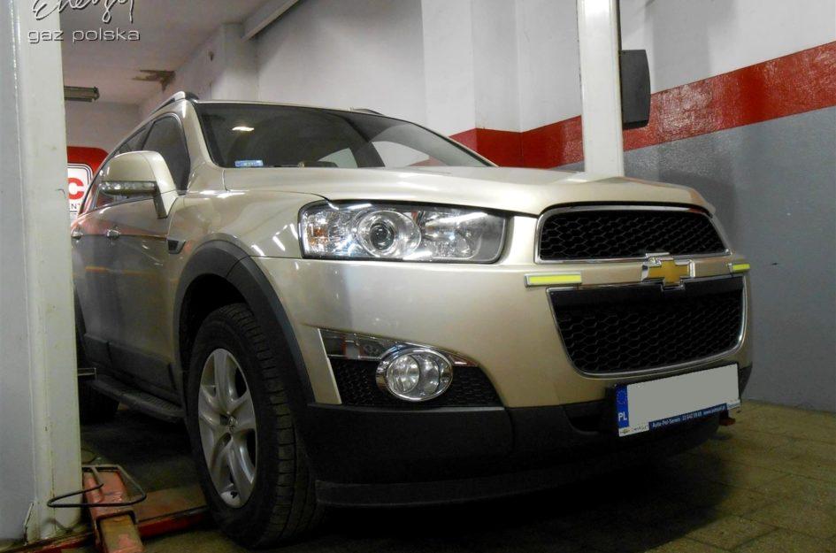 Chevrolet Captiva 2.4 2011r LPG