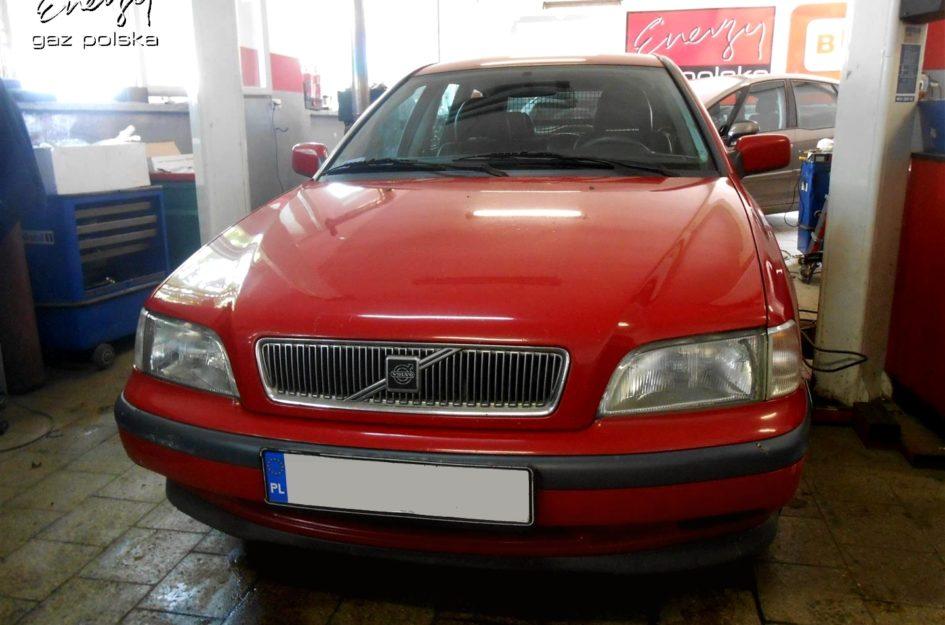 Volvo V40 1.6 2008r LPG