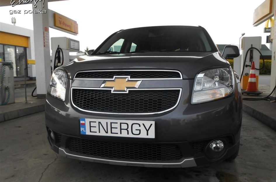 Chevrolet Orlando 1.8 2012r LPG