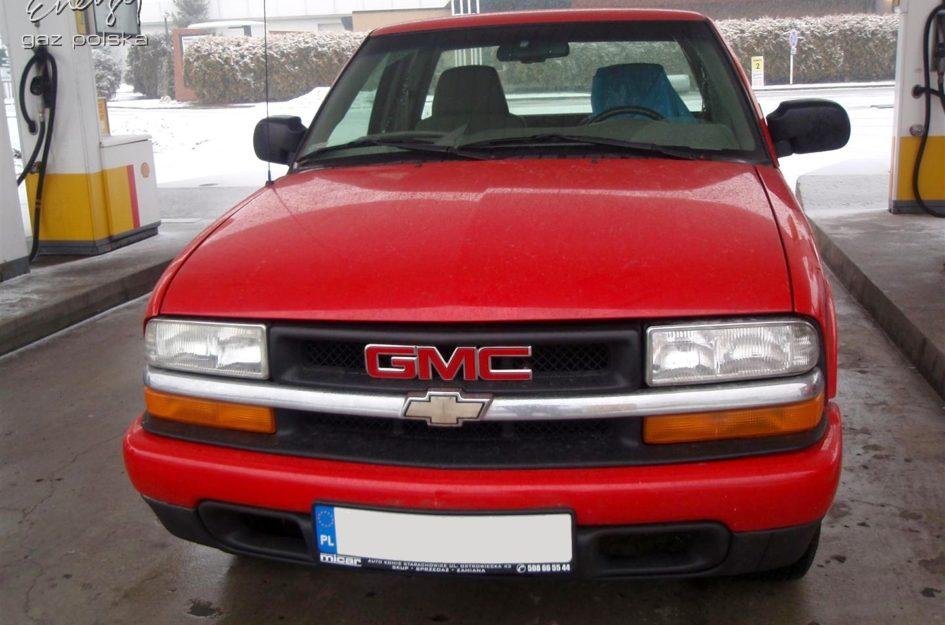 Chevrolet S-10 4.3 2003r LPG
