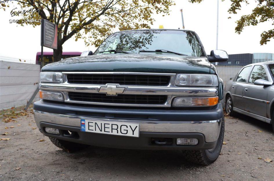 Chevrolet Suburban 5.3 2002r LPG