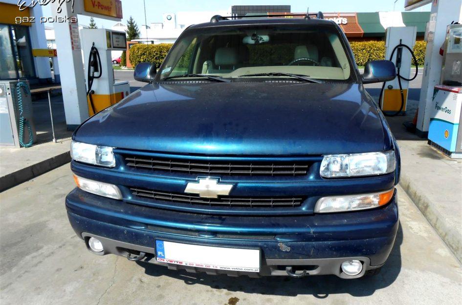 Chevrolet Tahoe 5.3 V8 2005r LPG