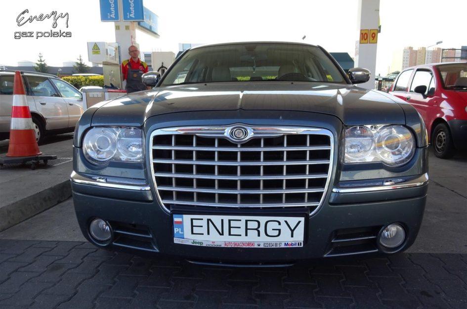 Chrysler 300C 2.7 2005r LPG