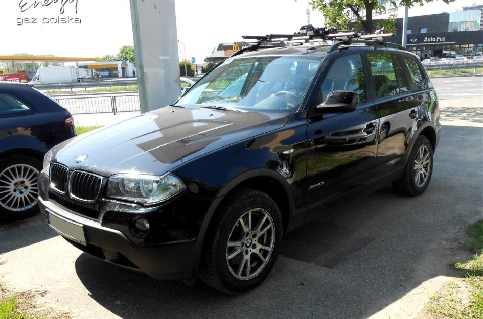 BMW X3 2.0 2010r LPG