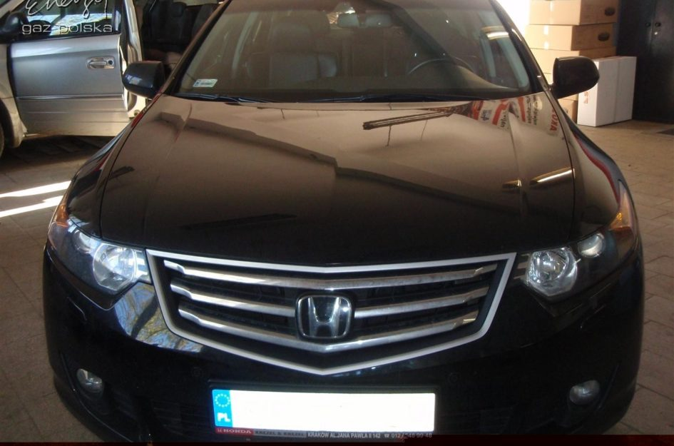 Honda Accord 2.4 2009r LPG