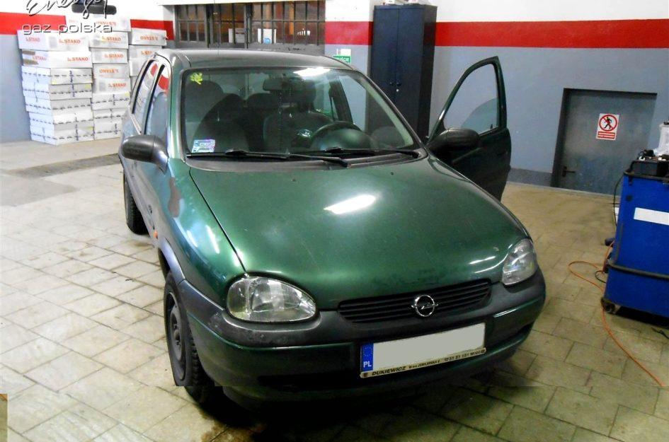 Opel Corsa 1.2 1999r LPG