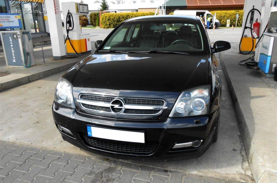 Opel Vectra 2.2 2002r LPG