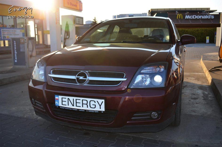 Opel Vectra 1.8 2005r LPG