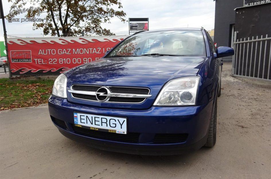 Opel Vectra 2.0T 2005r LPG