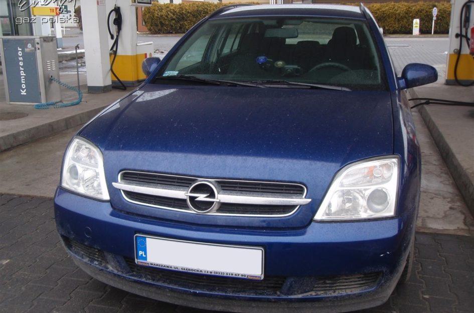 Opel Vectra 2.0T 2003t LPG