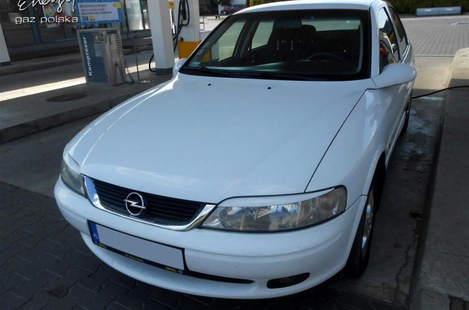 Opel Vectra 2.0 2000r LPG