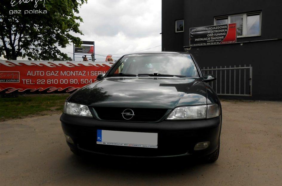 Opel Vectra 2.0 1997r LPG