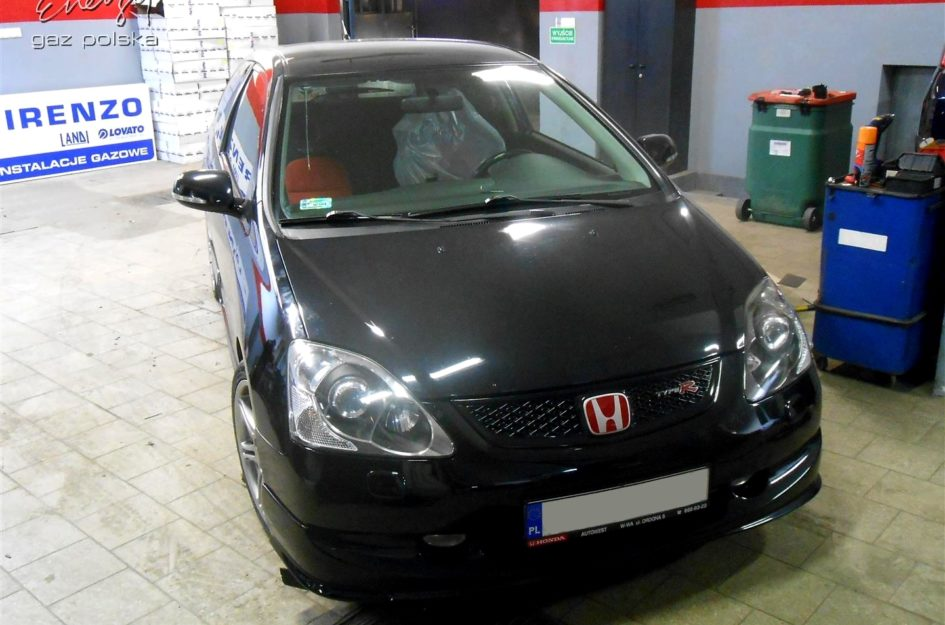 Honda Civic 2.0 2005r LPG