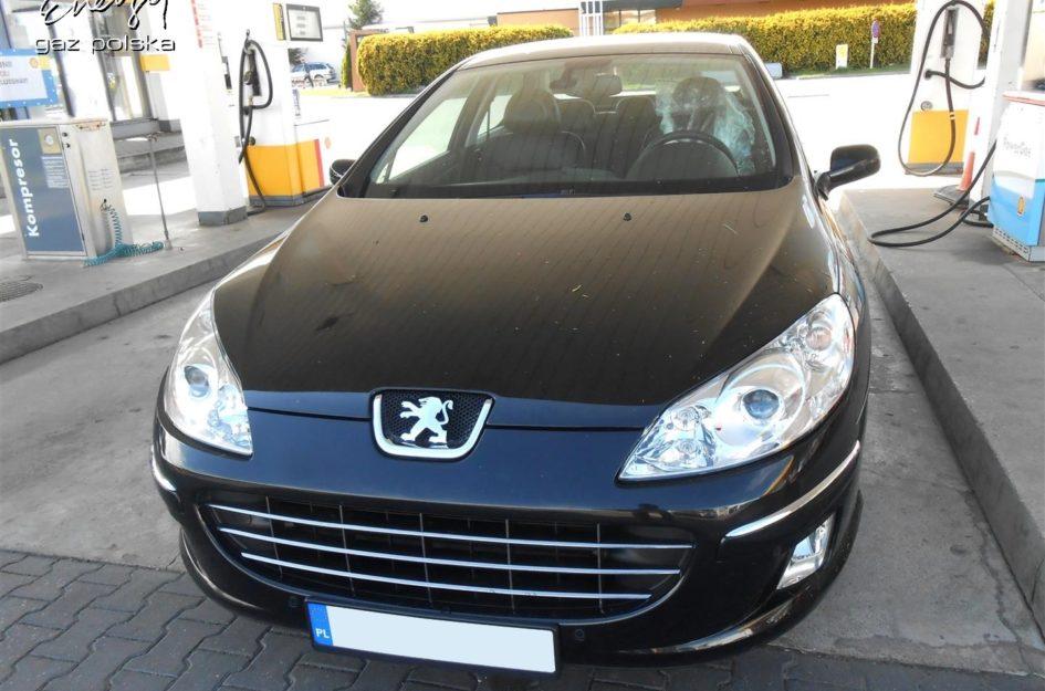 Peugeot 407 2.0 2009r LPG