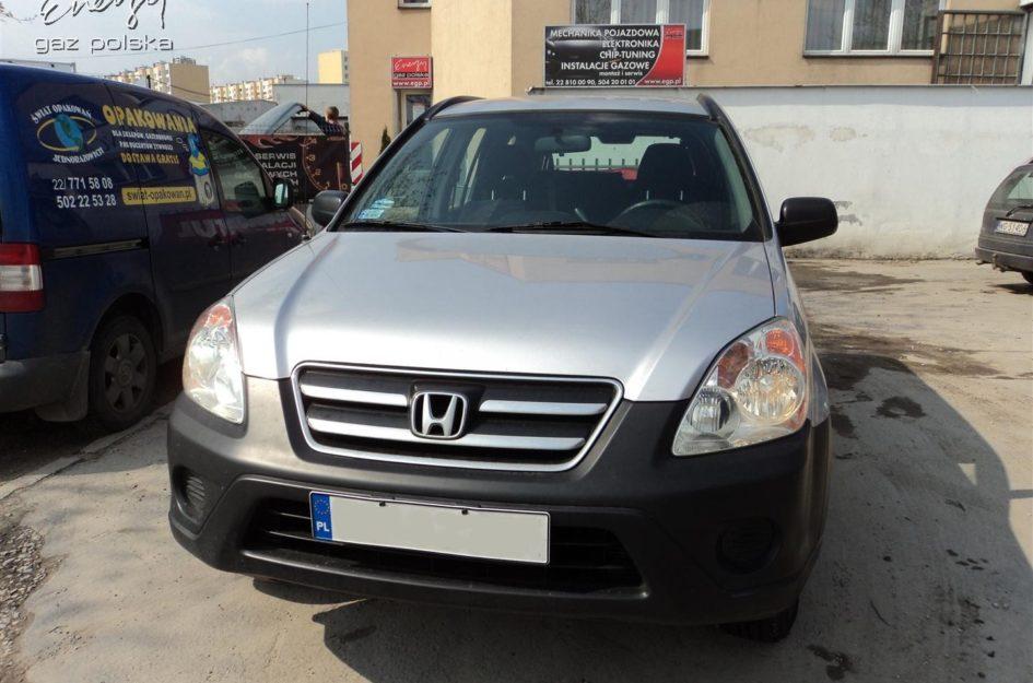 Honda CR-V 2.4 i-VTEC 2005r LPG